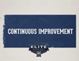 Elite Support - Continuous Improvement Video