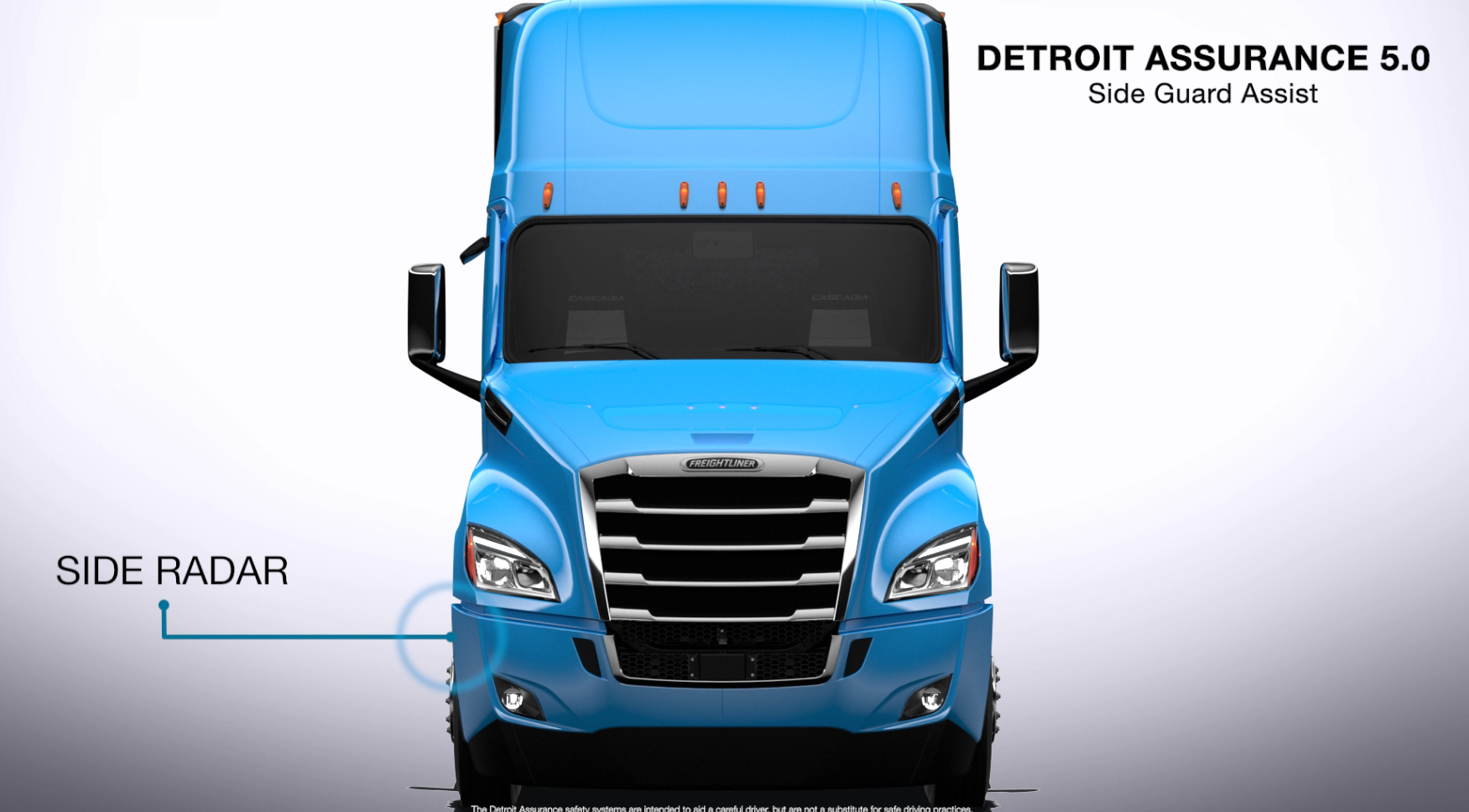 Detroit Assurance 5.0 Side Guard Assist