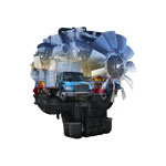DD5 Engine in Pick-up & Delivery Applications